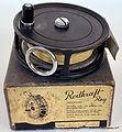 1- Rodkraft Junior vintage Fly reel with Box