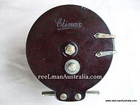 CLIMAX vintage Bakelite fishing reel from Australia Rare