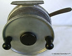 ORMISTON 6'' vintage ball bearing vintag
