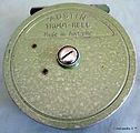 2- AUSTIN vintage Fly fishing reel made i