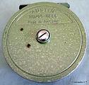 2- AUSTIN vintage Fly fishing reel made i