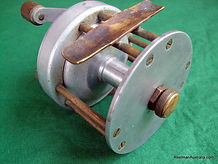 Seascape vintage proto-type fishing reel