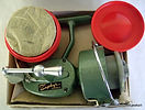 1- ZEPHYR vintage Threadline spinning reel with Box in mint condition