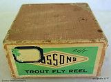 3- Cussons vintage Trout Fly fishing ree