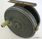 1- ATLAS vintage Fly fishing reel. Made