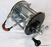 NEPTUNA vintage 10/0 game fishing reel