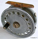 1- EUREKA vintage Fly reel made by Jack
