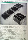1- Capstan vintage fishing tackle box made in Australia