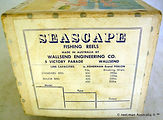 07 - Seascape vintage fishing reel Box.J