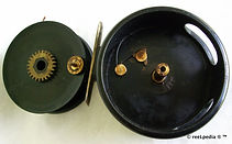 5- Goulburn vintage Fly fishing reel int