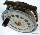 1- ACE vintage Fly fishing reel. Made in