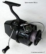 1- Spinmaster Mk 2 spinning reel