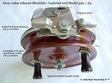 1- ALVEY 500  / A3 Blackfish vintage fis