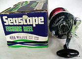 01- Seascape vintage fishing reel 421 Ma