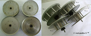 2-CROUCH Drum - spool sizes