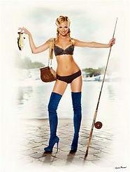 Vintage fishing reel promo by reeLman Australia.com