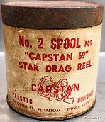 1- Capstan vintage over head fishing ree