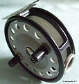 1- Cussons vintage Fly fishing reel last