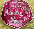 Handley model B guarantee certificate