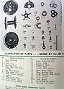 CAPSTAN vintage fishing reel Schematics