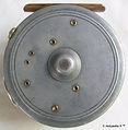 3- EUREKA vintage Fly reel made by Jack