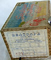 1- Seascape 521 vintage fishing reel box