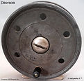 1-  DAWSON d16 vintage Fly fishing reel