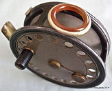 3- Silver King vintage Fly fishing reel