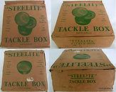 2-Steelite Tackle Box made in Australia