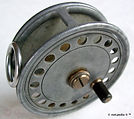 2- EUREKA vintage Fly reel made by Jack