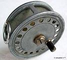 2- EUREKA vintage Fly reel made by Jack