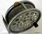 5- Silver King vintage Fly reel made for