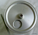 1- Crouch Cd 6 fishing reel made in Duno