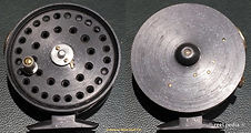 2- _Tasmanian_ vintage fly reel made by