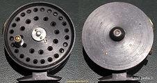 2- _Tasmanian_ vintage fly reel made by