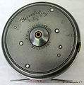 2- Silver King vintage Fly reel made for