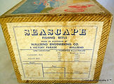 19- Seascape 421 vintage fishng reel  Bo