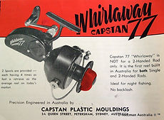 CAPSTAN 77 specifiaction booklet
