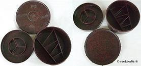 2 -ALVEY Vintage Tackle box.