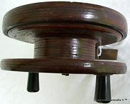 MARLIN 5 1_16 '' vintage fishing reel