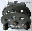 1- Vintage Game reel ball bearing made in Australia