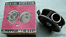 1-DAWSON Perpetual FLY REEL with Box