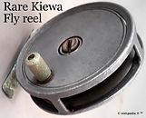 1- Kiewa non perforated drum, vintage fl