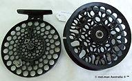 4- HAMILTON Hand Crafted Blackfish - Lud