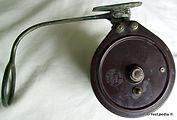 2- Steelite vintage sidecast fishing ree