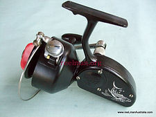 Early Capstan 77 Thread-line vintage spinning reel, in Mint condition, Very Rare.