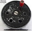 4- Dawson JUNIOR vintage Fly reel