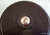 2- Lesta vintage Fly fishing reel. Made