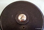 2- Lesta vintage Fly fishing reel. Made
