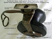 1- Pacfic Y back side cast reel Specific